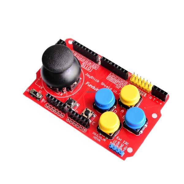 JoyStick Keypad Shield PS2 for Arduino