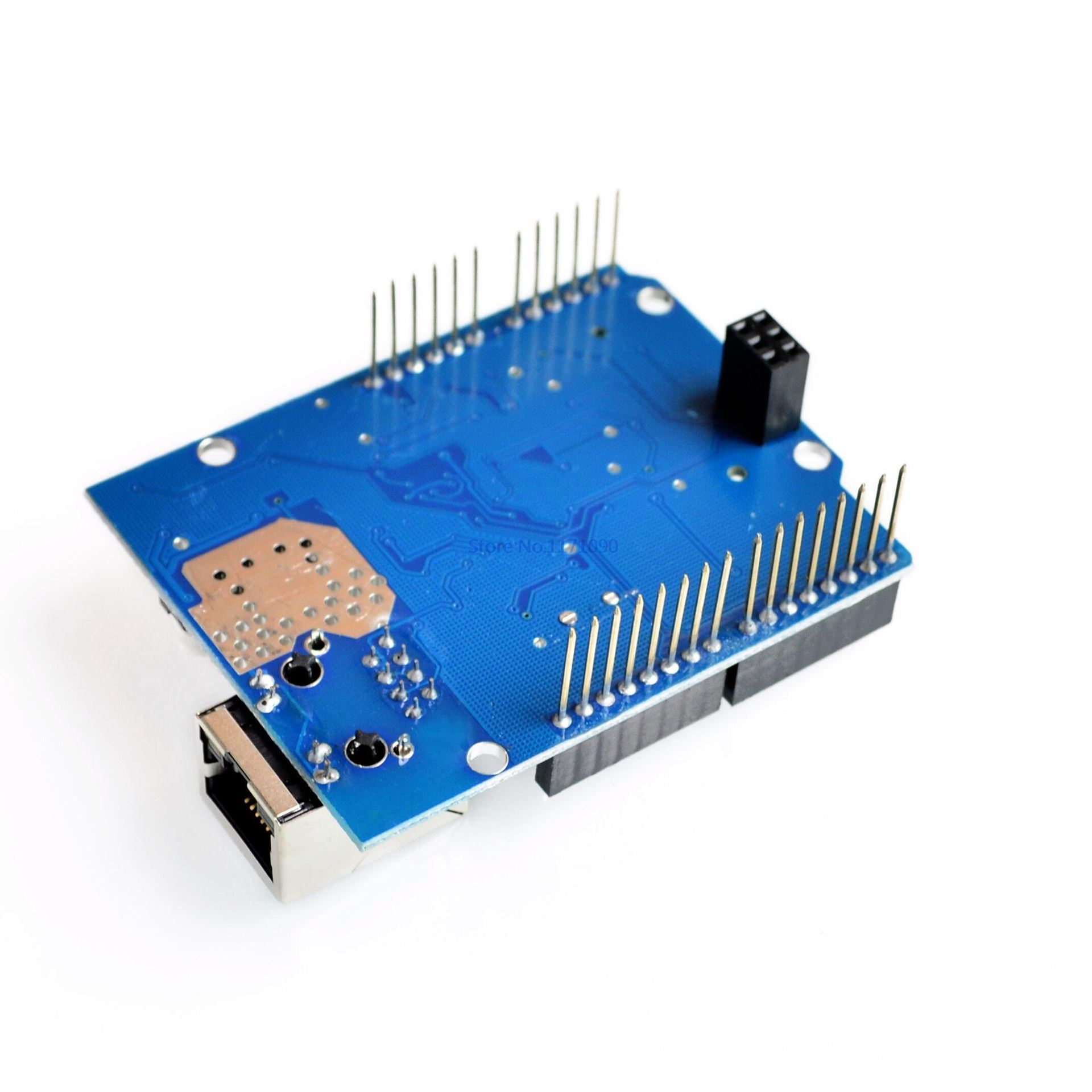 Shield Arduino UNO Ethernet W5100 R3