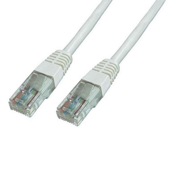 Foto de Cable de red UTP RJ45, 0,5mts