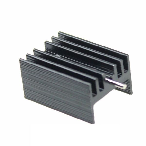 Disipador de aluminio TO-220 (21x15x11mm)