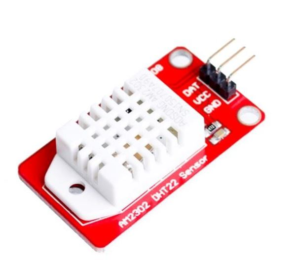 AM2302 DHT22 Digital Temperature & Humidity Sensor Module For Uno R3