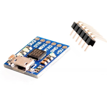 Modulo CP2102, USB to TTL