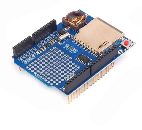 Shield Data Logger para Arduino