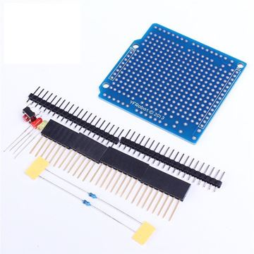 Kit Shield para Arduino