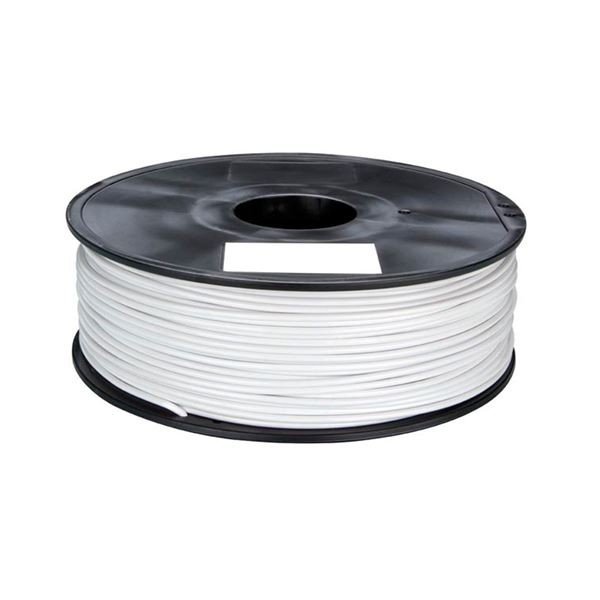 Filamento ABS de 1,75mm 1Kg, - BLANCO