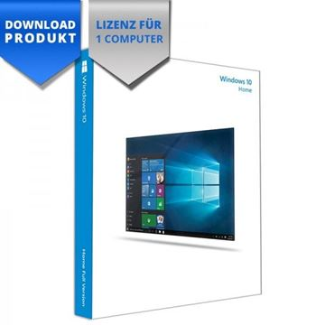 Windows 10 Home, 32/64 bits, Licencia Electrónica