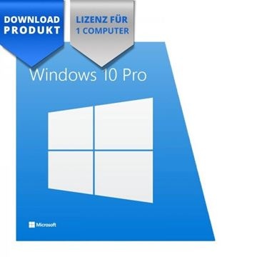 Windows 10 Pro, 32/64 bits, Licencia Electrónica