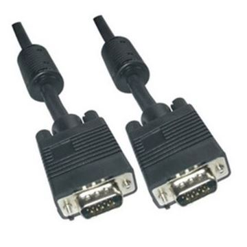 Cable VGA monitor Tipo M-M 1,8mts