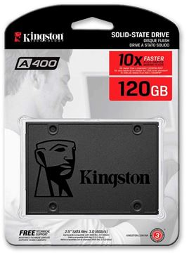 SSD Kingston de 120Gb