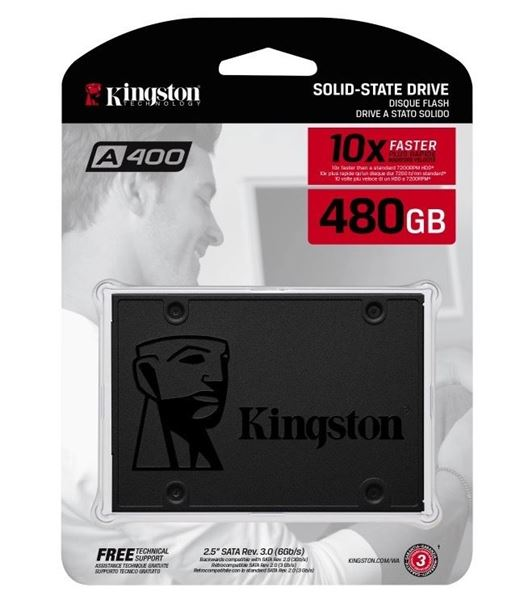 SSD Kingston de 480Gb