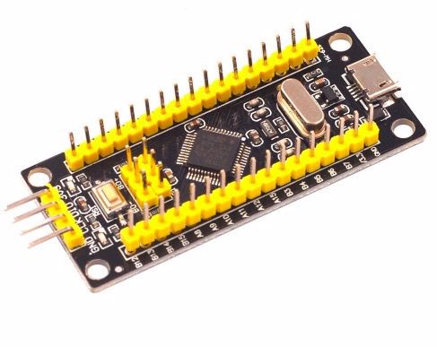 Placa STM32F ARM STM32