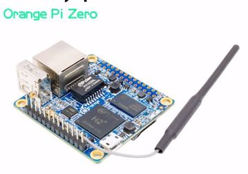 Orange Pi Zero 512Mb ARM (similar Raspberry)
