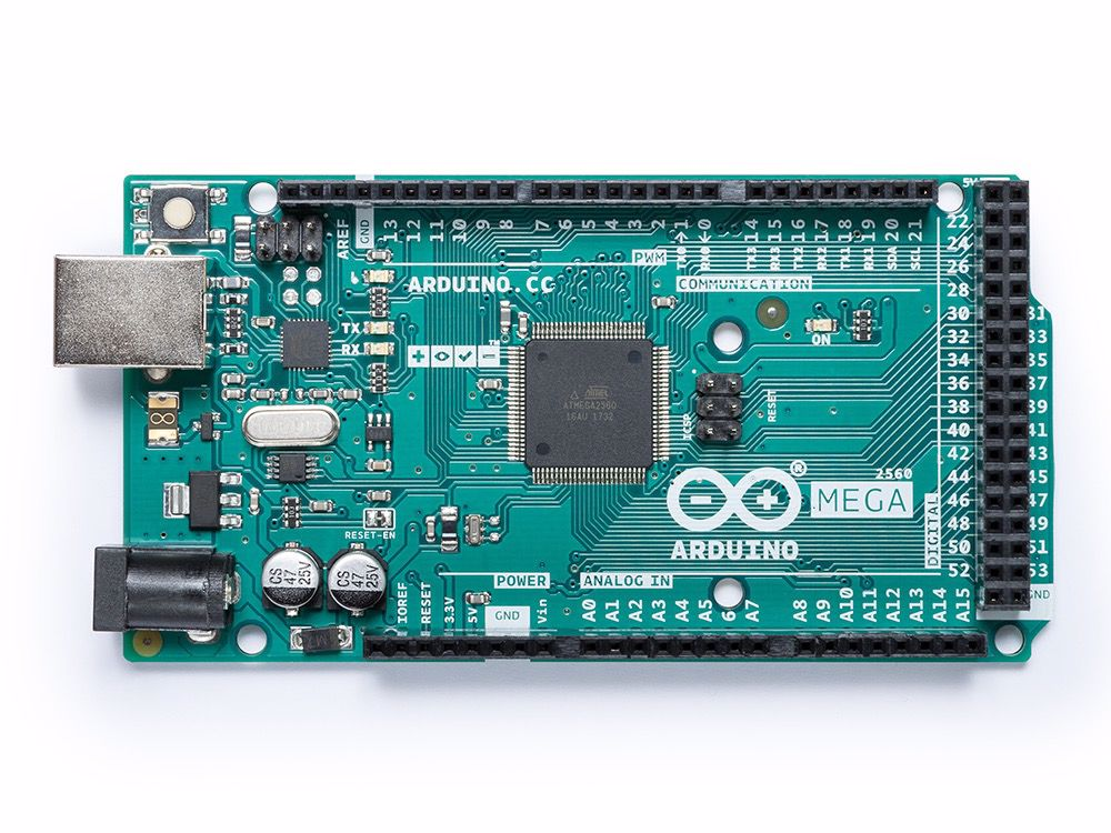 Arduino Mega 2560 Rev 3 - ORIGINAL