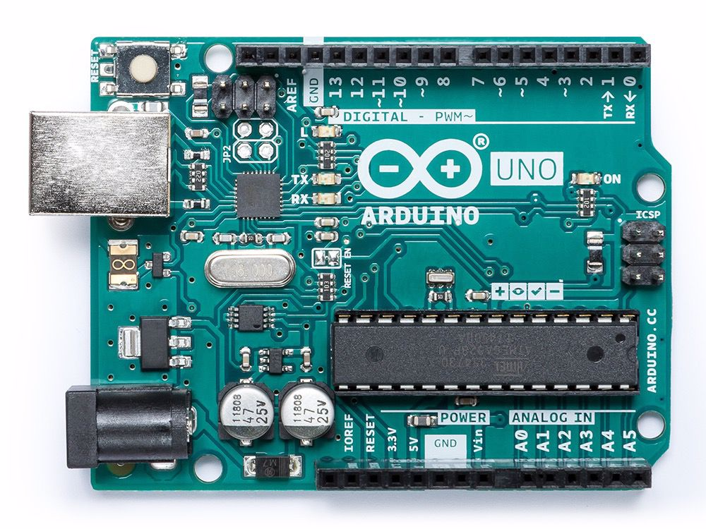 Arduino UNO Rev3 - ORIGINAL