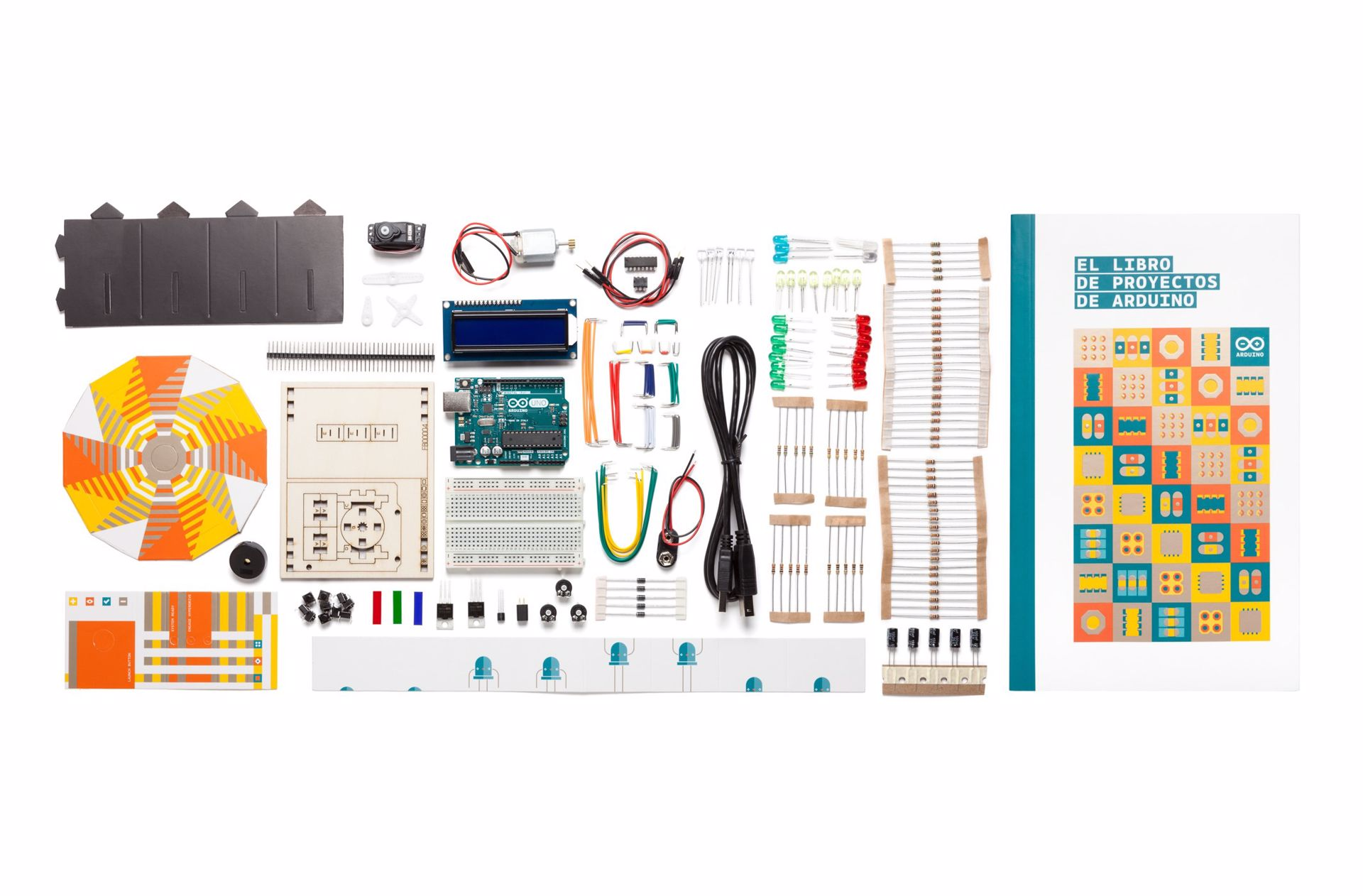 Starter Kit Arduino - ORIGINAL