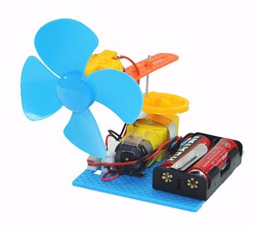 Kit educativo - Ventilador