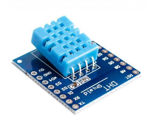 Shield DHT11 para WeMos D1 mini