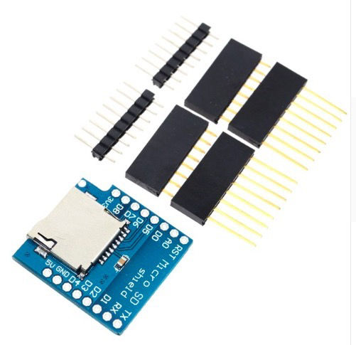Shield Micro SD para WeMos D1 mini