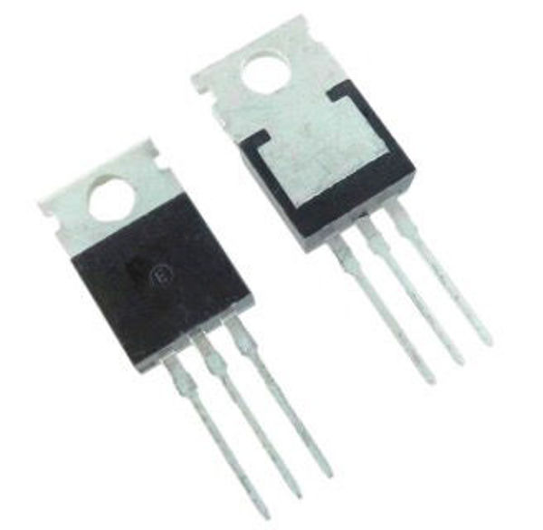 Triac BT137 de 8A, 2uds