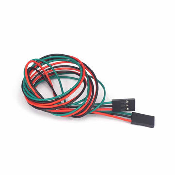 Cable Dupont 70cm 3pin H-H, 1ud